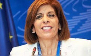Η Ελληνίδα Επίτροπος της ΕΕ για θέματα Υγείας Στέλλα Κυριακίδου