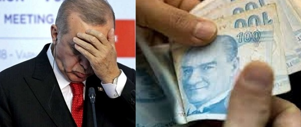 Τουρκία: Η ισοτιμία της τουρκικής λίρας έναντι του δολαρίου κοντά σε ιστορικά χαμηλά