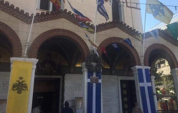 Μαρούσι : Μήνυμα του Δήμαρχου Θεόδωρου Αμπατζόγλου για την γιορτή της Μητέρας όλων μας της Παναγίας