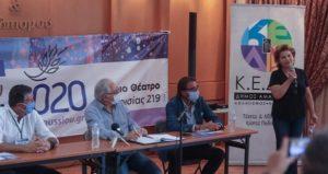 Μαρούσι : Το Φεστιβάλ του Δήμου ανάσα πολιτισμού και ψυχαγωγίας σε μία δύσκολη εποχή
