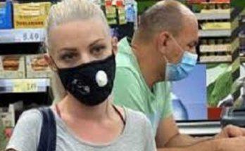 Κορωνοϊος :Οι μάσκες με βαλβίδα δεν εμποδίζουν την εξάπλωση του ιού