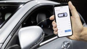 Νέα ψηφιακή εποχή για τη Mercedes με ειδική εφαρμογή ( Apps )