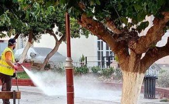 Μεταμόρφωση: Για την ασφάλεια των πολιτών συνεχίζουμε με πλύσεις και απολυμάνσεις σε κοινόχρηστους χώρους
