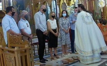 Μεταμόρφωση: Μήνυμα του Δήμαρχου Μεταμόρφωσης Στράτου Σαραούδα για την μεγάλη Εορτή της Ορθοδοξίας Μεταμορφώσεως του Σωτήρος Χριστού