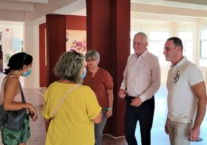 Περιστέρι: Τα έργα για την ανάπλαση των σχολικών κτιρίων προχωρούν με γρήγορους ρυθμούς
