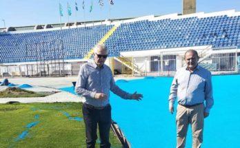 Περιστέρι: Στις 20 Αυγούστου ο Δήμος θα διαθέτει το πιο σύγχρονο ταρτάν στίβου για τους συλλόγους του κλασικού αθλητισμού