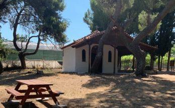Λυκόβρυση Πεύκη : Ένας πανέμορφος χώρος αναψυχής δημιουργήθηκε στην περιοχής της Πύρνας στη Λυκόβρυση