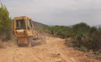 Σ.Π.Α.Π : Ολοκληρώνονται για το 2020 οι εργασίες συντήρησης και αποκατάστασης δασικών δρόμων στο Πεντελικό