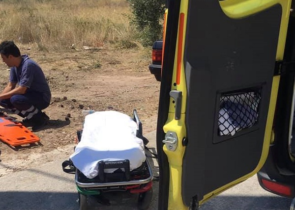 Σπάτα Αρτέμιδα: Σοβαρό τροχαίο ατύχημα με ένα ΙΧ και μοτοσικλέτα