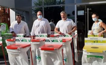 Περιφέρεια Αττικής: Νέο υπερσύγχρονο απορριμματοφόρο – πλυντήριο και κάδοι για βιοαπόβλητα από την Περιφέρεια στο Δήμο Χαλανδρίου
