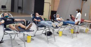 Διόνυσος: Μήνυμα ζωής και αλληλεγγύης από τη μεγάλη ανταπόκριση των πολιτών στην εθελοντική αιμοδοσία του Δήμου