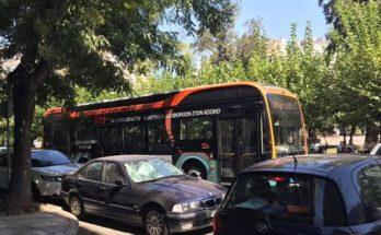 Ελλάδα: Το πρώτο ηλεκτρικό λεωφορείο πραγματοποίησε το δοκιμαστικό δρομολόγιο στην πρωτεύουσα