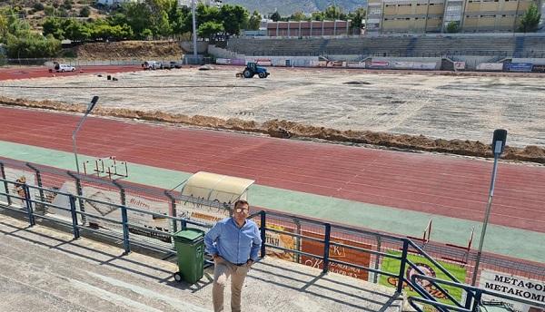 Ελληνικό Αργυρούπολη: Ανακατασκευή του Α Σταδίου Αργυρούπολης