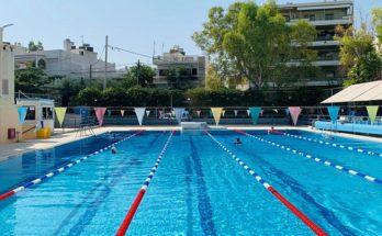 Φιλοθέη Ψυχικό: Το κολυμβητήριο του Αθλητικού κέντρου μετά από την καθαίρεση του βατήρα τηρεί όλες τις απαραίτητες προδιαγραφές ασφαλείας