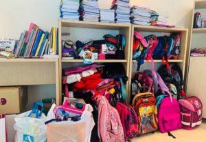 Φιλοθέη Ψυχικό: Σε συνεργασία με το «Όλοι Μαζί Μπορούμε» ο Δήμος συγκέντρωσε σχολικά είδη για τα παιδιά που τα έχουν ανάγκη