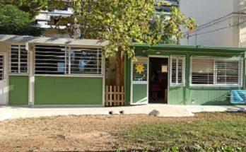 Καισαριανή: Οι αίθουσες στο 1ο και στο 3ο Νηπιαγωγείο είναι πλέον σε λειτουργία