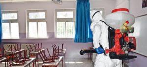 Καλλιθέα: Απολυμάνσεις και καθαριότητες στα σχολεία της πόλης για την επιστροφή των μαθητών στα θρανία