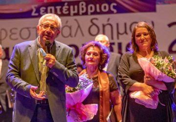 Μαρούσι : Σε ατμόσφαιρα ενθουσιασμού και συγκίνησης η συναυλία της Μικτής Χορωδίας του Δήμου Αμαρουσίου «Τερψιχόρη Παπαστεφάνου»