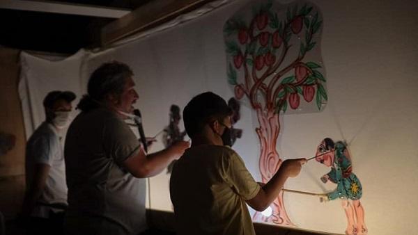 Μαρούσι : Φεστιβάλ Θεάτρου Σκιών Δήμου Αμαρουσίου «Σπαθάρεια 2020»
