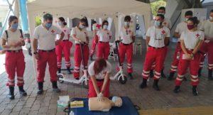 Μαρούσι : Συνεργασία Δήμου Αμαρουσίου και Ερυθρού Σταυρού για τον εορτασμό της Παγκόσμιας Ημέρας Α' Βοηθειών