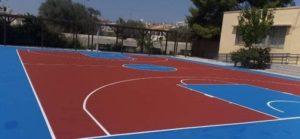 Μαρούσι: Σημαντικές παρεμβάσεις στα γήπεδα και τα προαύλια των Δημοτικών Σχολείων