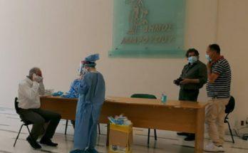 Μαρούσι :Προτεραιότητά μας η υγειονομική θωράκιση της πόλης μας