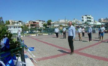Μεταμόρφωση: O Δήμαρχος παρέστη σήμερα στην επιμνημόσυνη δέηση για την Γενοκτονία των Ελλήνων της Μικράς Ασίας