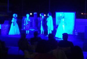 Μεταμόρφωση: Μια μοναδική θεατρική παράσταση απολαύσαμε χθες το βράδυ στο Ηρώο της Αττικής Οδού