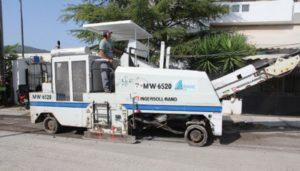 Παλλήνη: Συνεχίζεται το μεγάλο έργο οδοποιίας και συντήρησης οδών που υλοποιεί ο Δήμος με προυπολογισμό περίπου 1.000.000 ευρώ