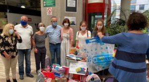 Παπάγου Χολαργός: Επιτυχημένη η δράση του Δήμου για την συγκέντρωση σχολικών σε συνεργασία με το «Όλοι Μαζί Μπορούμε»