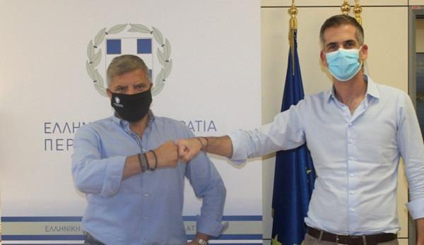 Περιφέρεια Αττική: Με χρηματοδότηση της Περιφέρειας ύψους 1,8 εκ. ευρώ θα πραγματοποιηθούν έργα αναβάθμισης σε 33 αθλητικούς χώρους στην Αθήνα