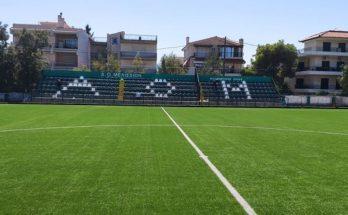 Πεντέλη: Ολοκληρώθηκαν οι εργασίες στο γήπεδο ποδοσφαίρου Μελισσίων
