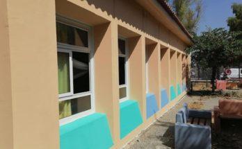 Λυκόβρυση Πεύκη: Συνεχίζουν οι εργασίες συντηρήσεων των σχολικών κτιρίων στον Δήμο
