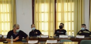 Σ.Π.Α.Π: O Πρόεδρος του Συνδέσμου στην έκτακτη συνεδρίαση του Σ.Τ.Ο. Δήμου Πεντέλης για τα επικείμενα έντονα καιρικά φαινόμενα