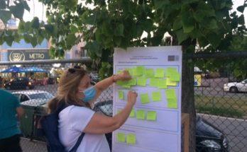 Χαλάνδρι: 2ο Εργαστήριο Συμμετοχικού Σχεδιασμού για τη Σοφοκλή Βενιζέλου