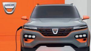 Dacia Spring το νέο ηλεκτρικό SUV των 10.000 ευρώ