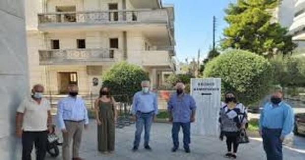 Αγία Παρασκευή: Συνάντηση του Δήμαρχου με αντιπροσωπεία Δημοτών Αρμενικής καταγωγής