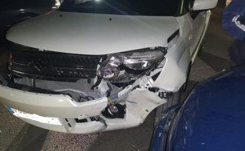Βριλήσσια: Χθες το βράδυ στην οδό Κίσαβου και Μητροπούλου σημειώθηκε τροχαίο ατύχημα