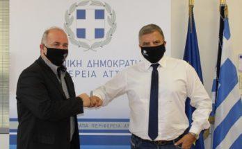 Περιφέρεια Αττικής :Υπεγράφη από τον Περιφερειάρχη Αττικής η απόφαση για την ενεργειακή αναβάθμιση σε δύο σχολεία στον Δήμο Διονύσου