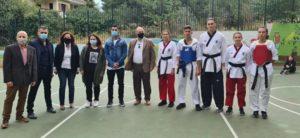 Διόνυσος: Ο Χρυσός Ολυμπιονίκης Μιχάλης Μουρούτσος στο 1ο Δημοτικό Σχολείο Διονύσου