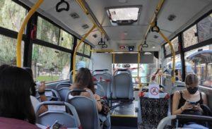 Ηράκλειο Αττικής : Μεταφορά των φοιτητών της πόλης προς την Πανεπιστημιούπολη του Ζωγράφου