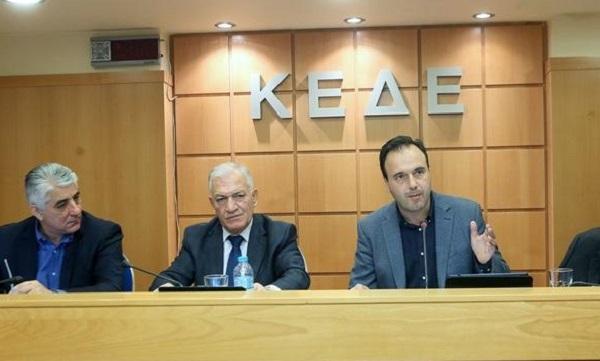 ΚΕΔΕ : Συλλυπητήρια δήλωση του Προέδρου για τον θάνατο του πρώην Δημάρχου Πάρου Χρήστου Βλαχογιάννη