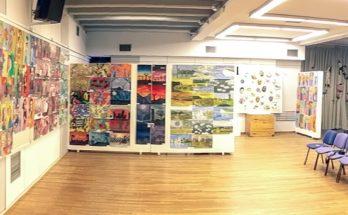 Κηφισιά: Έκθεση Εργαστηρίου Ζωγραφικής Παιδιών και Εφήβων