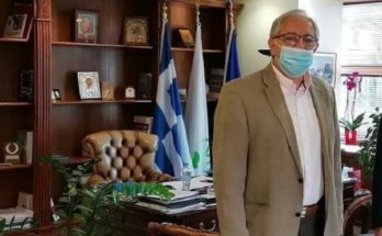 Μαρούσι : Ανακοίνωση του Δήμαρχου Αμαρουσίου για την μεγάλη μάχη με τον κορονοϊό
