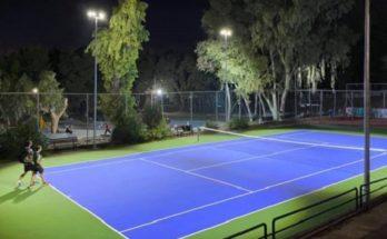 Παπάγου Χολαργός: Αναβαθμισμένο το γήπεδο τένις στο Μεγάλο Πάρκο Παπάγου