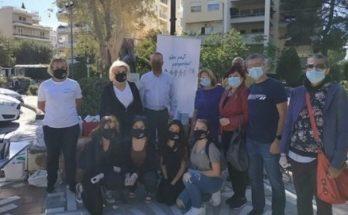 Παπάγου Χολαργός: Όλοι μαζί μπορούμε και στην υγεία