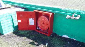 """Πεντέλη: Συνεχίστηκαν και σήμερα οι """"εργασίες ελέγχου και συντήρησης στο γήπεδο των Μελισσίων"""