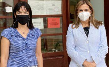 Πεντέλη : Συνεργασία στον τομέα της ψυχικής υγείας γονέων και μαθητών συμφώνησαν η Δήμαρχος Δήμητρα Κεχαγιά και η Υφυπουργός Υγείας Ζωής Ράπτη