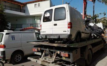 Πεντέλη: Απομακρύνσεις εγκαταλλελειμένων οχημάτων από τους δρόμους του Δήμου