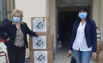 Πεντέλη: Στους πληγέντες της Καρδίτσας τρόφιμα και είδη πρώτης ανάγκης